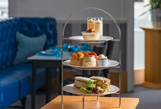 Afternoon Tea in Ifracombe, With A Devonshire Twist