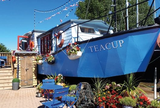 Tea Rooms & Coffee Shops In Ilfracombe
